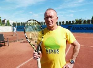 Viktor Nikitienko - Children's tennis coach